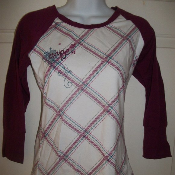 Oxygene Top Size Small